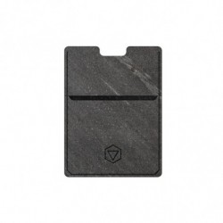 Card holder in granite stone